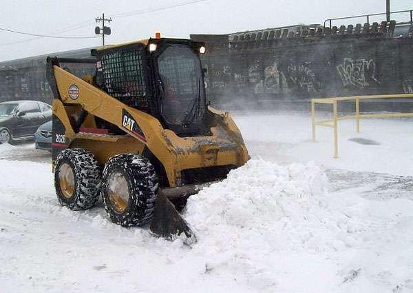 edmonton snow removal service